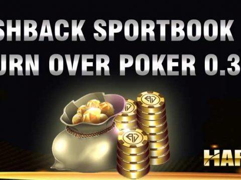cashback bola dan bonus poker