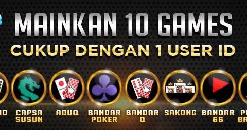 10 permainan pkv games cukup 1 id