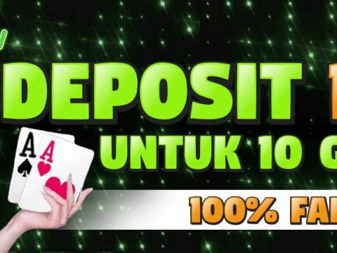mainkan 10 games pkv deposit 10.000
